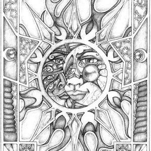 Fantasy & Sci fi art by Eileen Steinhauer