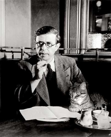 sartre condemnation to freedom The nonexistence of god and man's condemnation to freedom the great burden of human freedom and responsibility becomes virtually overwhelming within the context of sartre's atheism notes on sartre.