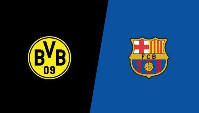 Xem lại Dortmund vs Barcelona Full match