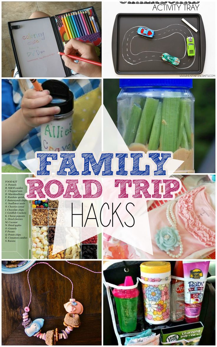 Family Road Trip Hacks #Ad #TruMoo @TruMoo