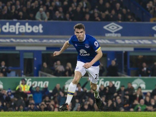 Seamus Coleman urges Everton response to derby defeat