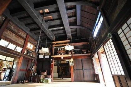 "Furihata Architectural Design Office | column Japanses Traditional house - Vitality of ""Kominka"" (Japanese old folk house)"
