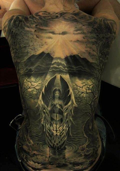 #angel #tattoos