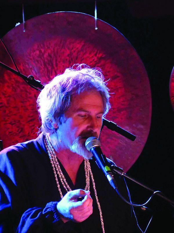 James Coates - World Folklines.   Performing at the Woodford Folk Festival 2014/15.   For more info visit: http://www.woodfordfolkfestival.com