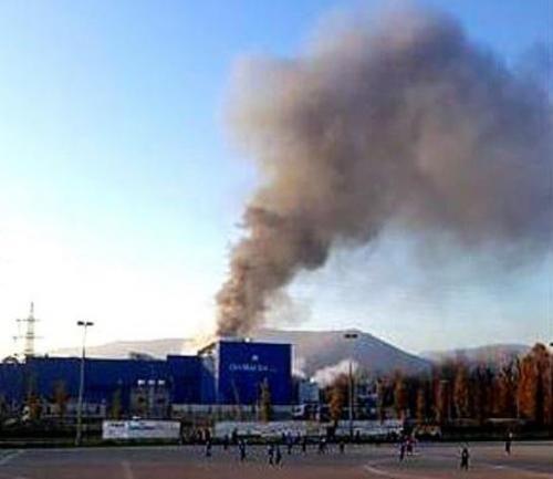 Cronaca: #Paura a #Brescia: fumo nero da un impianto siderurgico (link: http://ift.tt/2hk6V5D )