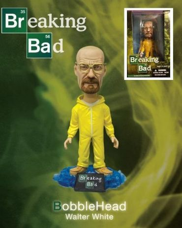 Heisenberg headknockers in store now and online at www.diversionsgifts.co.uk £24
