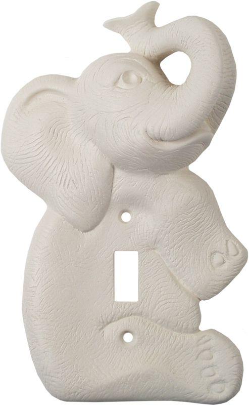 I love elephants...  I feel like they are good luck.  Think I want a safari theme room :)