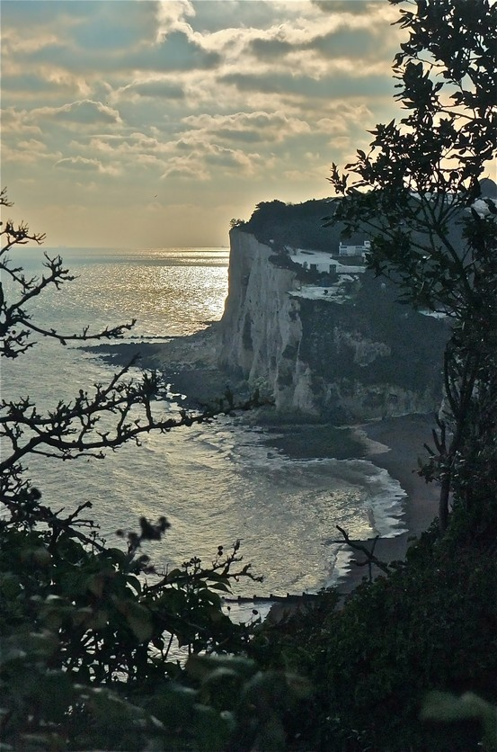 Winter in White Cliffs Country