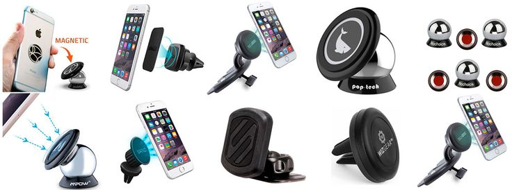 The Best Magnetic Phone Mount For A Car – Top 10 Reviews #gif #car #automotive #phone #top #review