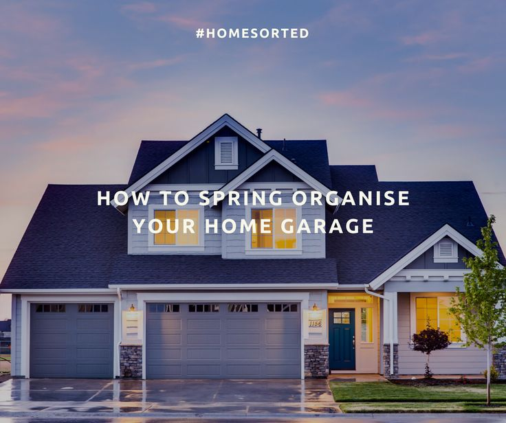 We're back with another dose of spring organising tips – this time we tackle the home garage! Spring organising the home garage doesn't need to be difficult. It may seem like a big task, especially with so many tools and extra storage items, but with a few simple strategies you can make the most of …