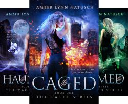 The Caged Series (7 Book Series) by  Amber Lynn Natusch