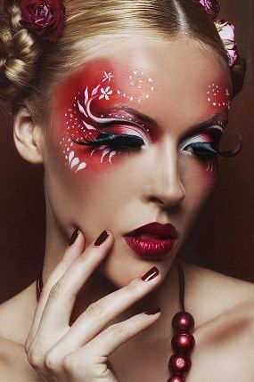 1000+ ideas about Cool Face Paint on Pinterest | Neon Face ...