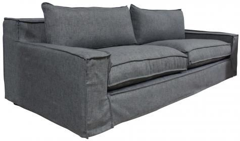 CAPRI 3.5 SEATER SOFA. A Block and Chisel Product.