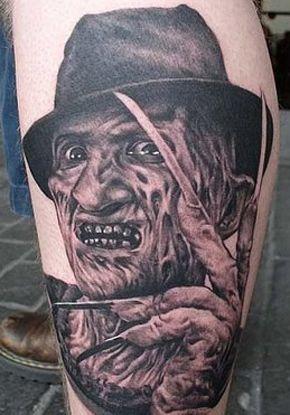Freddy Krueger Tattoo Designs Picture Wallpaper