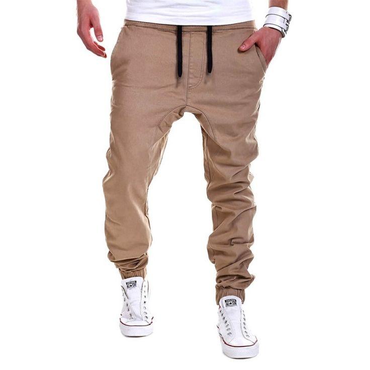 Casual Männer Hosen Einzigartige Tasche Hip Hop Pluderhosen 2017 marke Männlichen Hose Feste Hosen Jogginghose Plus Größe XXXL harajuku H1