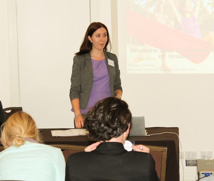 2014 October - Women in Focus - Financial Security Seminar