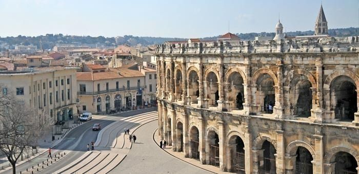 Les Arènes de Nîmes ! #tourisme #monument #gard #france #nimes #hotel #stay #travel #tourism #weekend #luxe