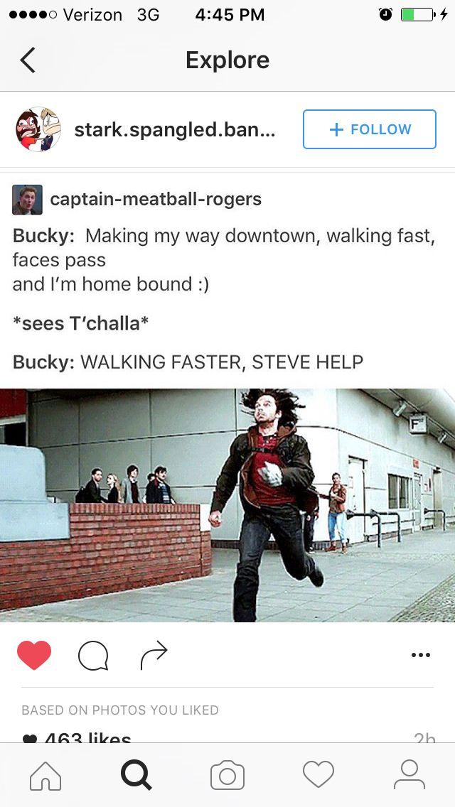 Marvel humor