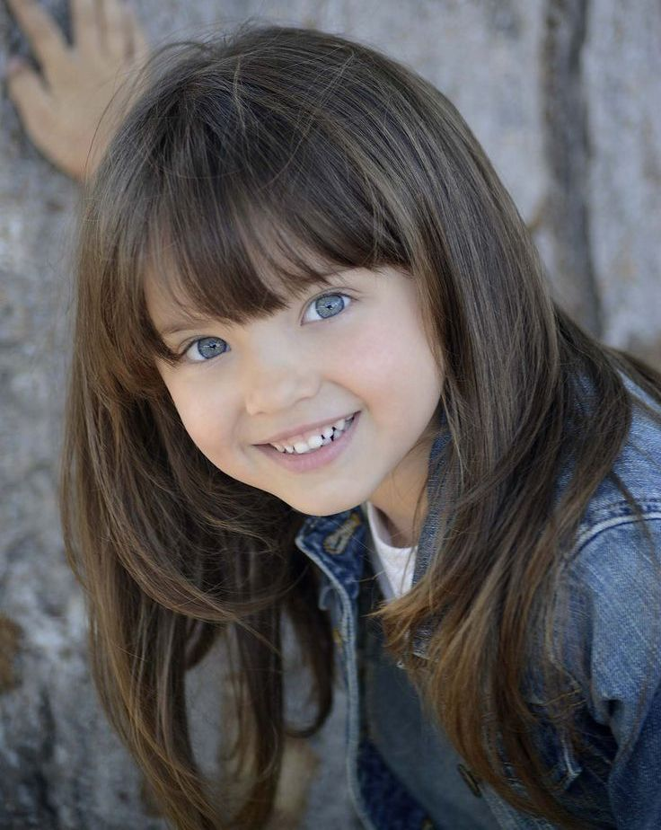 Remarkable 1000 Ideas About Little Girl Haircuts On Pinterest Girl Short Hairstyles Gunalazisus