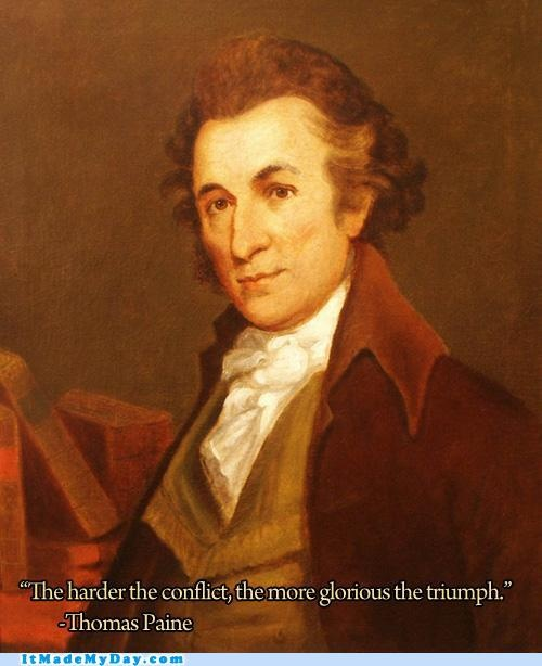 thomas pain common sense Significance: thomas paine, common sense common sense created dozens of local gatherings in favor of american independence any lingering allegiance to king george ⅲ diminished which removed the final psychological barrier to gaining independence.