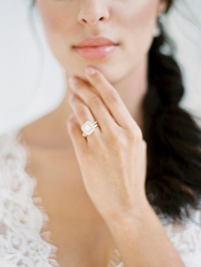 Wedding 101: The New Rules of Engagement Ring Etiquette: http://www.stylemepretty.com/2016/01/14/engagement-ring-etiquette-rules-2016/