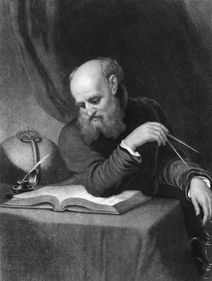 NTK1 (part 2)- Renaissance advances in astronomy- Galileo Galilei was a mathematician who made regular observations of the skies using a telescope. Galileo's discoveries helped make Europeans aware of the view of the universe.