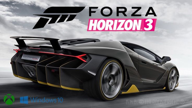 Microsoft showcased a playable Demo for Forza Horizon 3 at E3