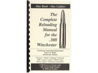 Loadbooks USA 308 Winchester Reloading Manual