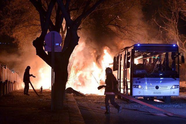 Οι Κούρδοι απέρριψαν τις κατηγορίες της Τουρκίας που τους εμπλέκει με την επίθεση στην Άγκυρα
