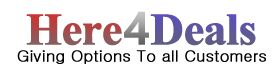 Here4Deals is a full range online marketplace. Here4deals has all the best to offer for buyers and sellers. Buy, Sell, 24/7 with low Auctions or Free Classified Ads. Add videos, images to listings, lots of options. Free Registration, Weekly Giveaways to all registered users.