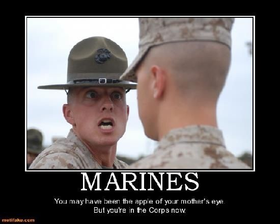 Marine Boot Camp Marine Corps Boot Camp Jokes Men In