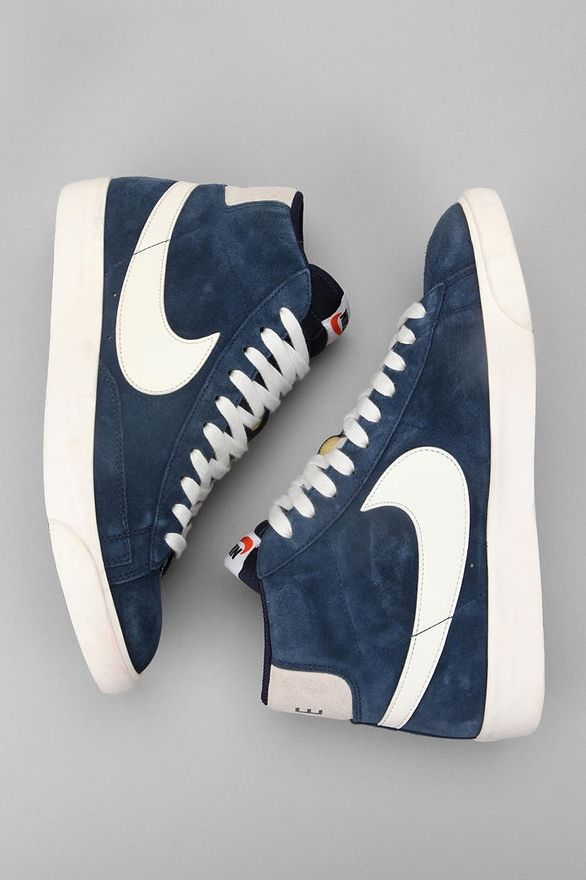 21 best Shoes images on Pinterest Nike blazers, Men fashion and