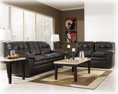 jordon durablend java fabric living room set