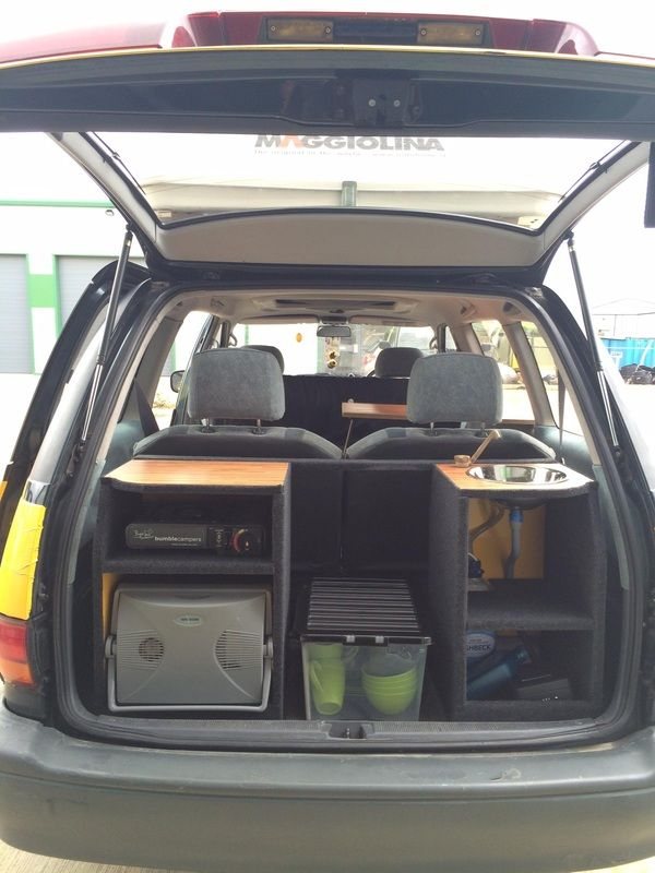 Bumble Campers campervan sales & conversions - Bumble Campers