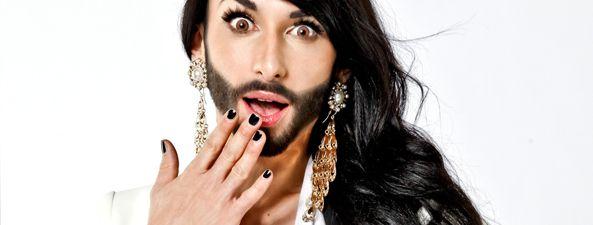 eurovision 2014 beard girl