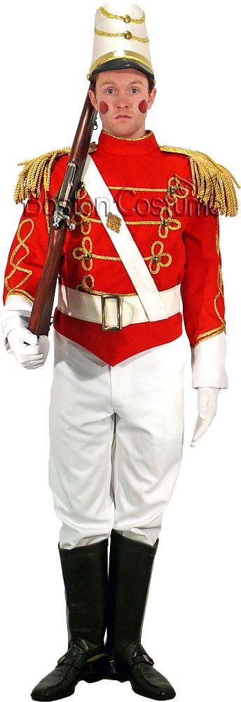 toy soldier children's makeup - Google Search