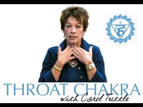 How To Open Your Throat Chakra (Vishuddha) | Chakra Healing With Carol Tuttle
