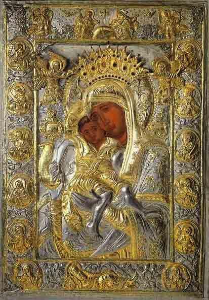 'Αξιον Εστί - Το ιστορικό και ο ύμνος της Παναγίας
