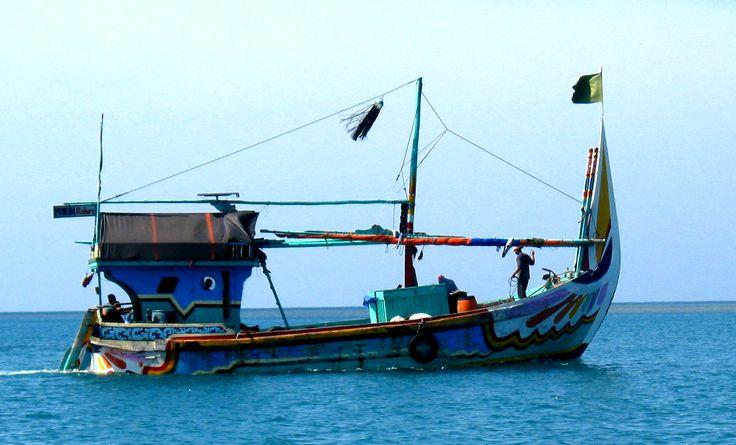 indonesia boat - Google Search