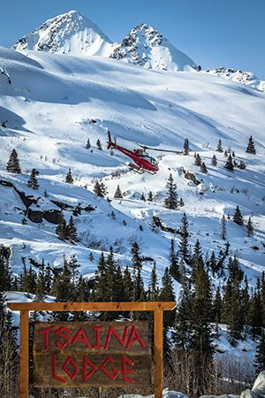 Valdez Heli Ski Guides Were There For Peterson Engerbretson DuPont And The