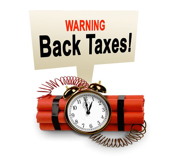 #What_is_a_Back_Tax? and How to #Negotiate Back Taxes With #IRS?