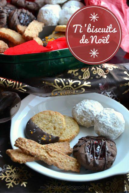 Recette facile biscuits de Noël - muffinzlover.blogspot.fr