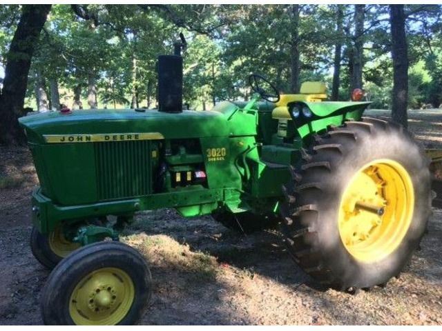 1969 John Deere 3020 Diesel Tractor For Sale - Farm Equipment - King - North Carolina - announcement-82364