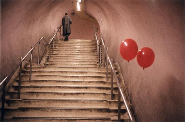 Marco Pesaresi - Underground. Marco è poesia. Elementi di bellezza in pozzanghere di malinconia.