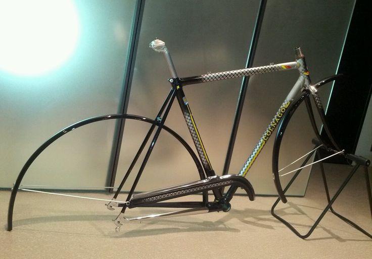 Used vintage Colnago Oval CX Gentleman frameset | eBay