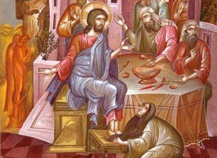Holy Wednesday - Μεγάλη Τετάρτη | Smile Greek