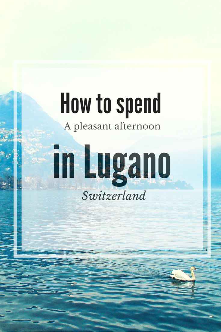 Check out my pleasant afternoon in the biggest city of the Italian-speaking part of Switzerland: http://www.wagtailtravel.com/lugano-switzerland/