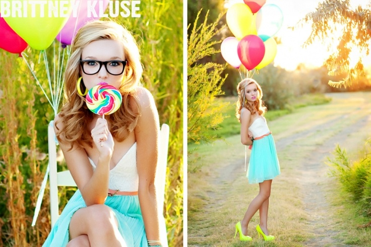 Fun idea for a styled session ~ Brittney Kluse Photography