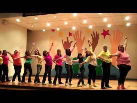 Call Me Maybe-Teacher Talent Show Performance-Northwoods Elementary School-Cary, NC - YouTube