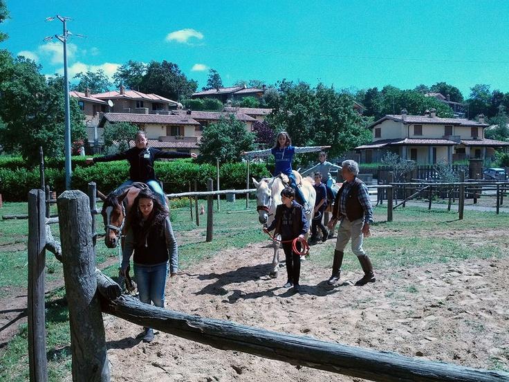 battesimo della sella 2013 #equitazione #bambini